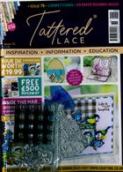 Tattered Lace Magazine Issue NO 76