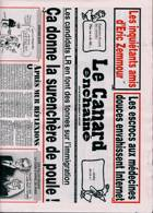 Le Canard Enchaine Magazine Issue 71