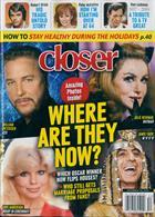 Closer Usa Magazine Issue 30 DEC 19