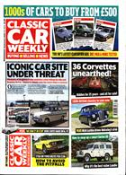 Classic Car Weekly Magazine Issue 29/01/2020