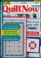 Quilt Now Magazine Issue NO 73