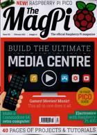 Magpi Magazine Issue FEB 20