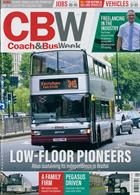 Coach And Bus Week Magazine Issue NO 1429