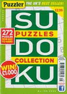 Puzzler Sudoku Puzzle Collection Magazine Issue NO 145