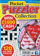 Puzzler Pocket Puzzler Coll Magazine Issue NO 89