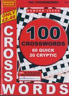 Brainiac Crossword Magazine Issue NO 106