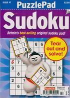 Puzzlelife Ppad Sudoku Magazine Issue NO 47