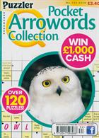 Puzzler Q Pock Arrowords C Magazine Issue NO 134