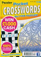 Puzzler Pocket Crosswords Magazine Issue NO 434