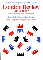 London Review Of Books Magazine Issue VOL42/3