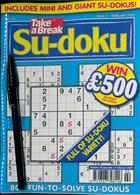 Take A Break Sudoku Magazine Issue NO 2