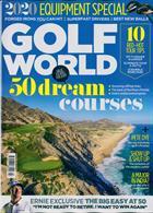 Golf World Magazine Issue MAR 20