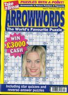 Take A Break Arrowwords Magazine Issue NO 2