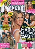 Heat Magazine Issue 01/02/2020