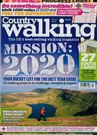 Country Walking Magazine Issue MAR 20