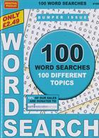 Brainiac Wordsearch Magazine Issue NO 106