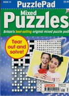 Puzzlelife Ppad Puzzles Magazine Issue NO 41