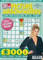 Tab Picture Arrowwords Magazine Issue NO 2