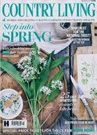 Country Living Magazine Issue MAR 20