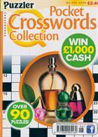 Puzzler Q Pock Crosswords Magazine Issue NO 206
