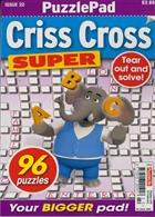 Puzzlelife Criss Cross Super Magazine Issue NO 22