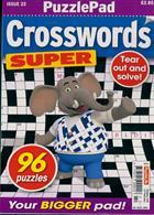 Puzzlelife Crossword Super Magazine Issue NO 22