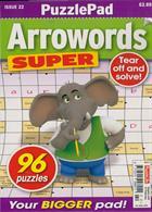 Puzzlelife Arroword Super Magazine Issue NO 22