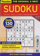 Puzzler Sudoku Magazine Issue NO 199