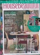 House Beautiful  Magazine Issue MAR 20