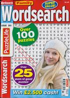 Family Wordsearch Magazine Issue NO 351