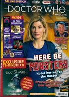 Doctor Who Magaz Deluxe Edit Magazine Issue NO 1