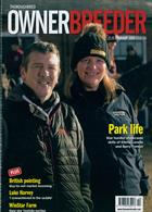 Thoroughbred Owner Breed Magazine Issue FEB 20