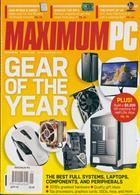 Maximum Pc Magazine Issue JAN 20