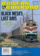 Railfan & Railroad Magazine Issue JAN 20