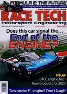 Race Tech Magazine Issue MAR 20