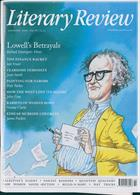 Literary Review Magazine Issue FEB 20