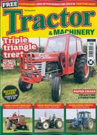 Tractor And Machinery Magazine Issue SPRING