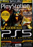 Playstation Official Magazine Issue MAY 20