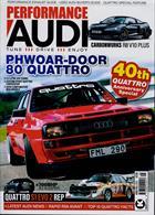 Performance Audi Magazine Issue MAY 20
