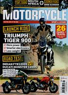 Motorcycle Sport & Leisure Magazine Issue MAY 20