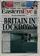 Eastern Eye Magazine Issue 20/03/2020