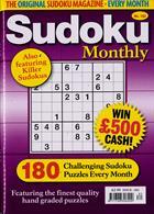 Sudoku Monthly Magazine Issue NO 182