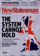 New Statesman Magazine Issue 20/03/2020