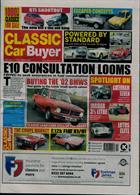 Classic Car Buyer Magazine Issue 18/03/2020