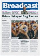 Broadcast Magazine Issue 31/01/2020