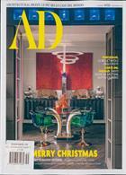 Architectural Digest Italian Magazine Issue NO 459