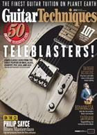 Guitar Techniques Magazine Issue MAY 20