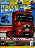 Truck And Driver Magazine Issue MAY 20