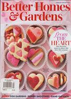 Better Homes And Gardens Magazine Issue FEB 20