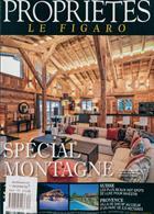 Proprietes Le Figaro  Magazine Issue NO 182